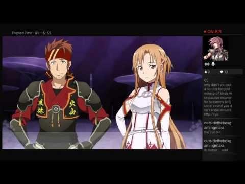 Fragment Sword Art Online Hookup Hollow