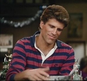 Sam Malone (Ted Danson) from Cheers.