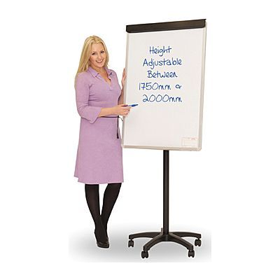 Star Base Mobile Whiteboards/Writing Boards