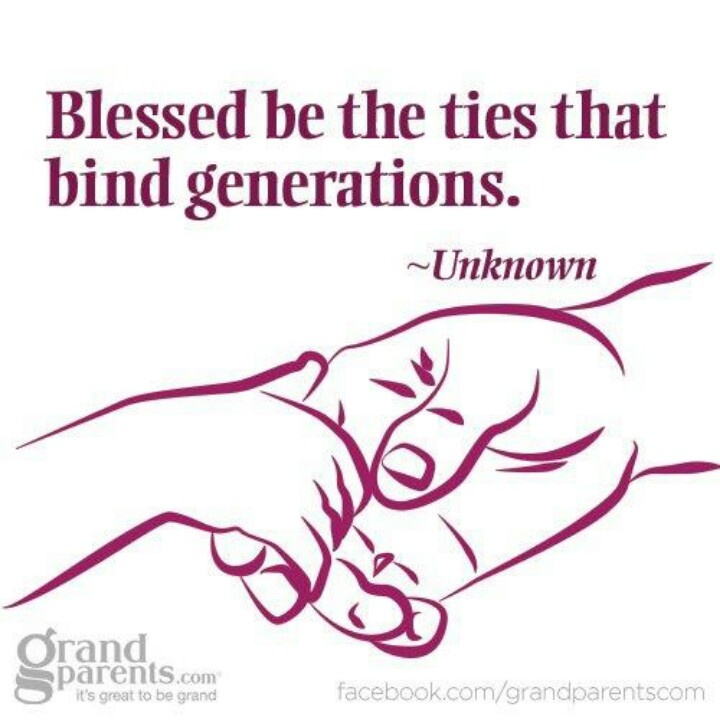 Quotes About Generations Of Family. QuotesGram