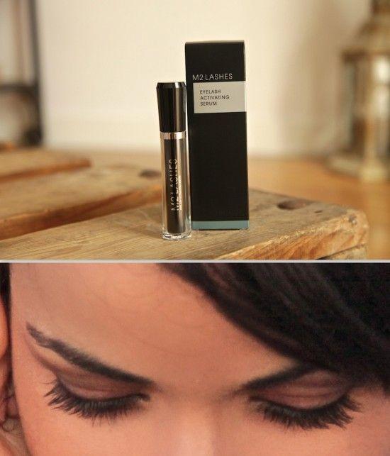Eyelashes serum , lashes grow