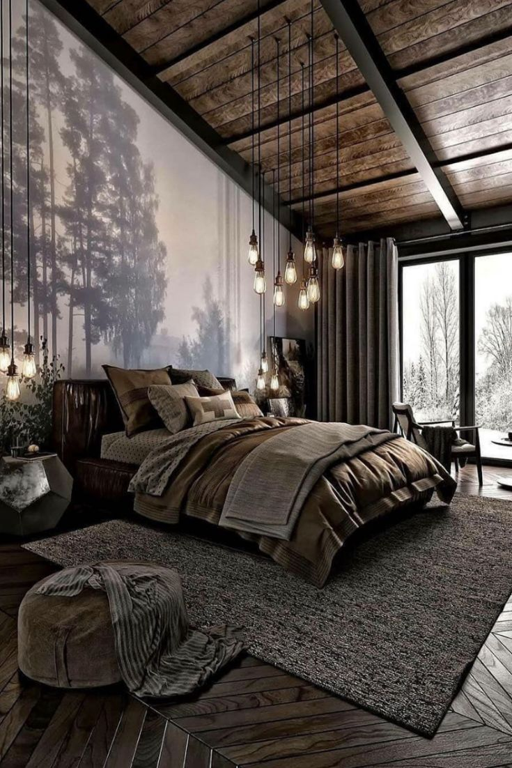 Easy Ways To Remodel A Modern Bedroom + 50 HD Pictures
