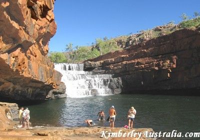 Bell Gorge, off the Gibb River Road, Kimberley region, north west Western Australia