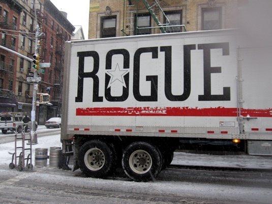 rogue-brewery-beer-delivery-truck-soho-nolita-nyc