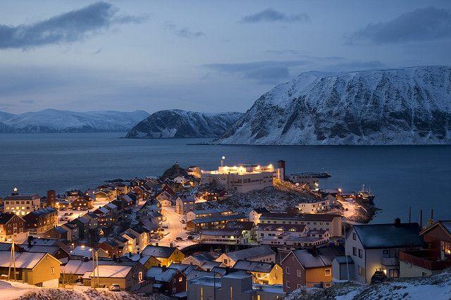 Norway, Honningsvag