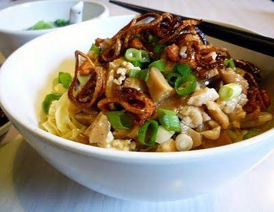 3 hungry tummies: Hakka Noodles 客家麵