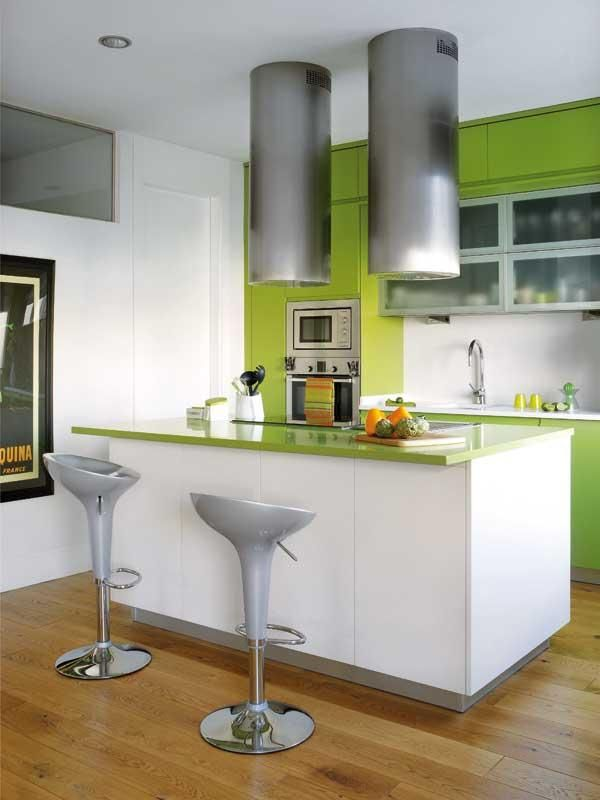 50 best reforma cocina images on pinterest kitchen ideas for Decoracion cocinas modernas