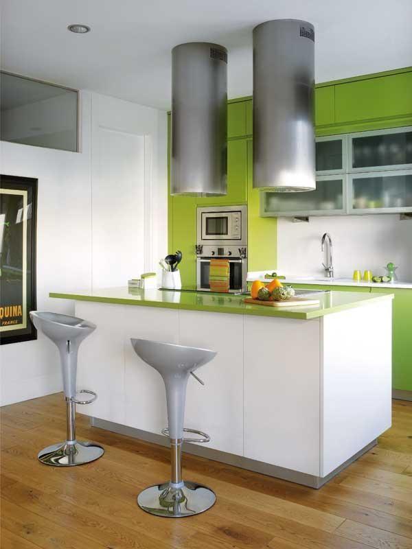 cocina moderna reforma comedor decoracion