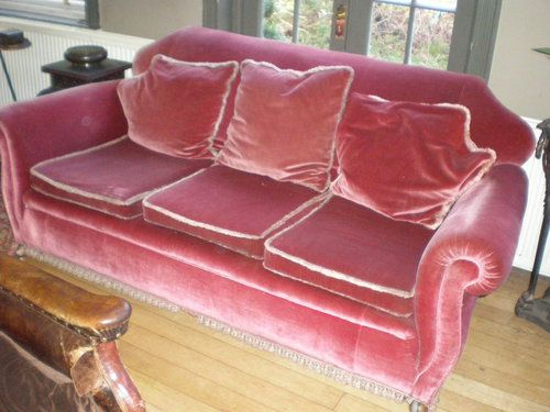 18 best Sofas (antique) images on Pinterest | Canapes, Couches and ...