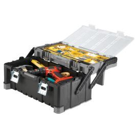 """Tesco direct: Keter 22"""" cantilever pro tool box"""