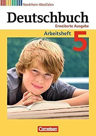 Free eBook: Deutschbuch 5. Schuljahr. Arbeitsheft mit Lösungen Nordrhein-Westfalen