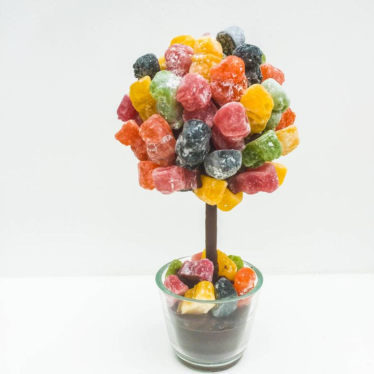 I've just found Personalised Jelly Baby Sweet Tree. An edible Tree hand made with Jelly Babies planted in Chocolate Raisins. The sweets are easily detached one by one for pure indulgence.. £18.99