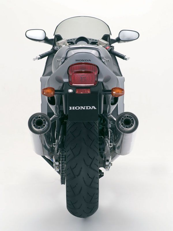 Honda CBR1100XX Super Blackbird (2007)