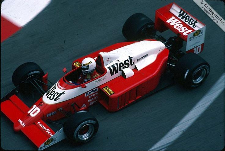 F1 RACING MONACO