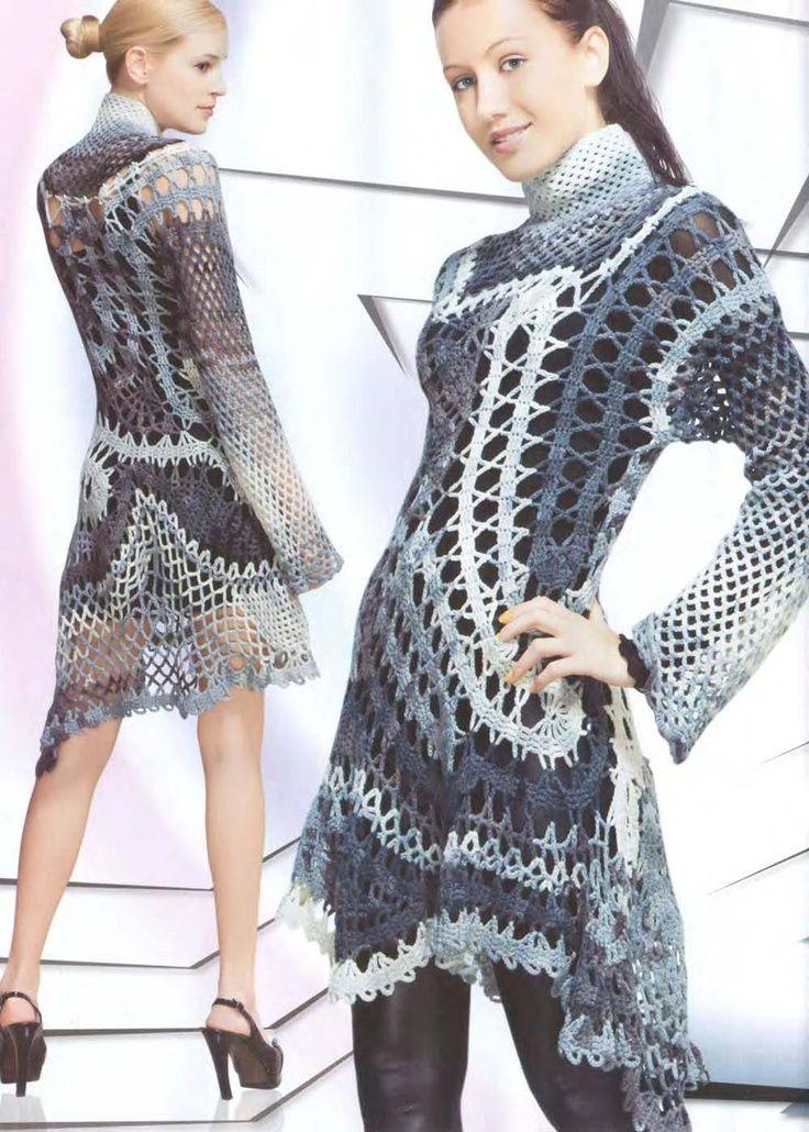 Crochet dress patterns for women – 3 best choices - BakuLand ...
