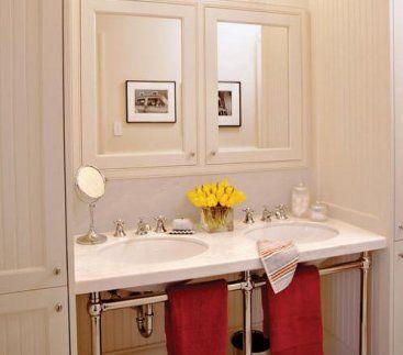 Art Exhibition Country Bathroom Vanities
