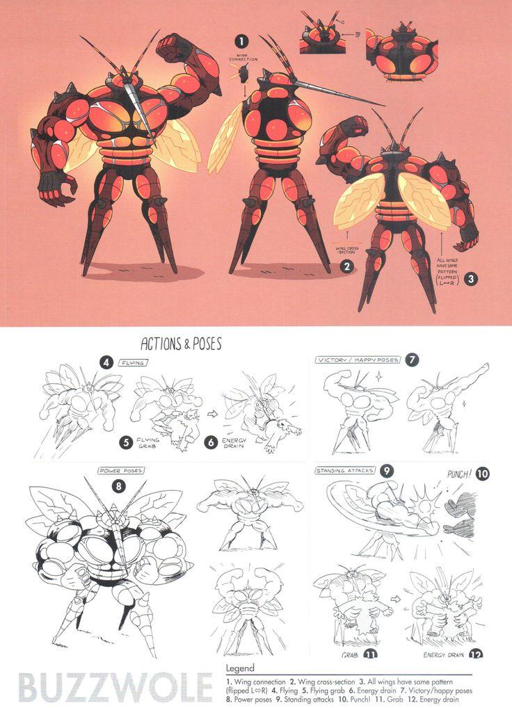 Pokemon Sun And Moon Concept Art Pokemon Concept Art Books Pokemon Sketch
