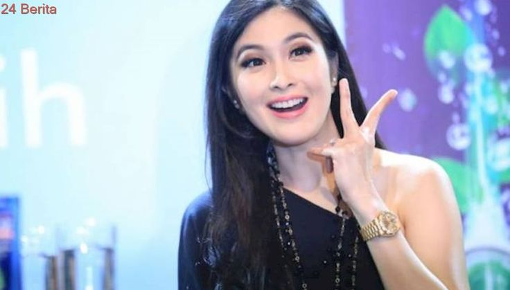 Hamil, Tiap Bulan Berat Badan Sandra Dewi Naik 4 Kilogram
