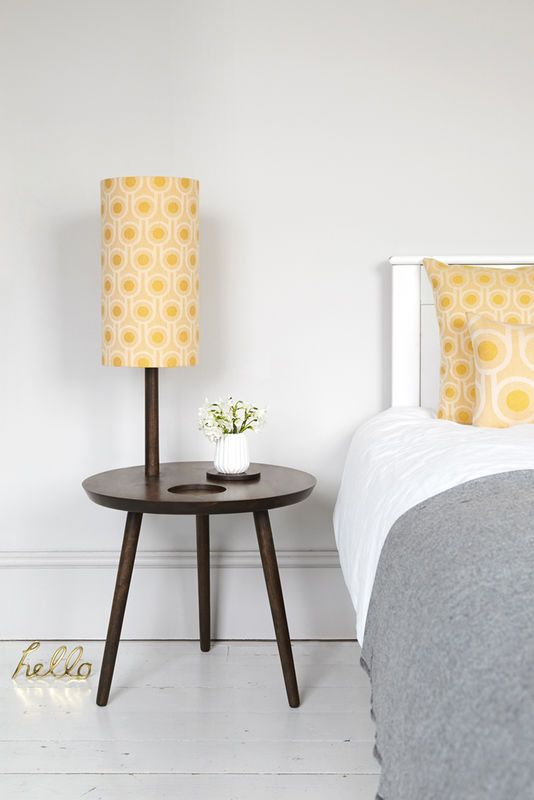 Ava lamp table - product images  of