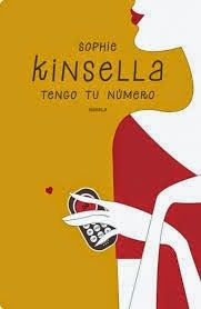 Sonrisas en cuarentena: Reseña: Tengo tu número, de Sophie Kinsella.