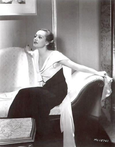Joan Crawford - Photo by George Hurrell (1931)
