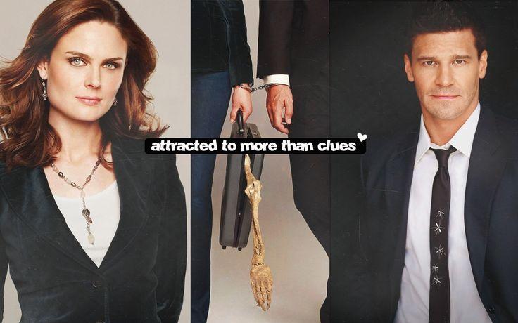 bones | Booth/Bones ♥ David/Emily Booth & Bones