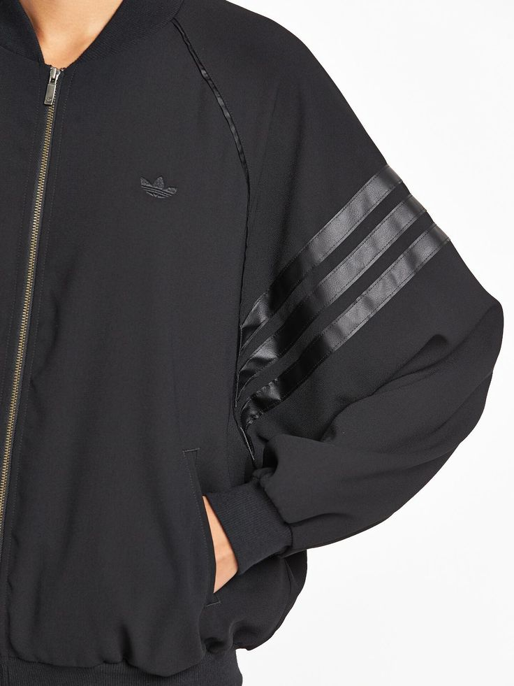 adidas Originals NY Track Top | very.co.uk