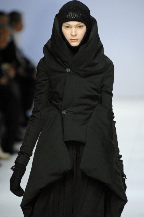 Visions of the Future // Rick Owens Fall/Winter 2007-2008