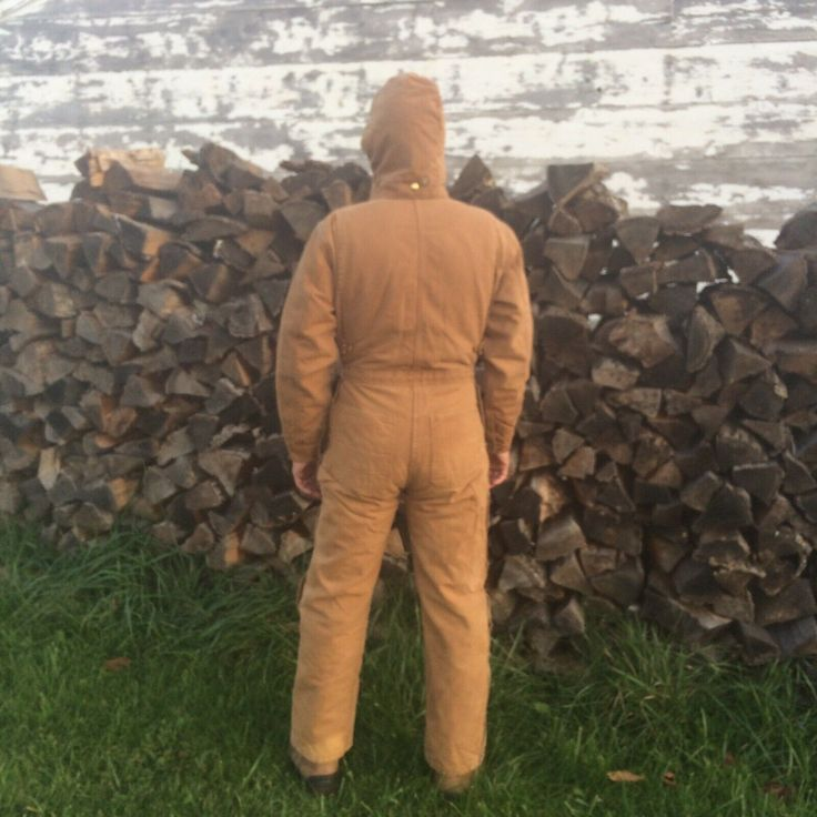 carhartt coveralls with hood quilted insulated usa duck on men s insulated coveralls with hood id=84282