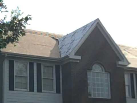 Decra Shake Xd Stone Coated Steel Roofing System On Overland Park, Ks Home.