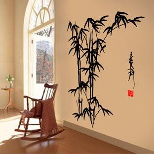 Best Vinyl Wall Decor Images On Pinterest Vinyl Wall Decor - Vinyl wall decals bamboo