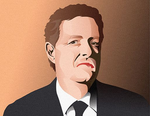 How Piers Morgan Discovered Gun Control | New Republic