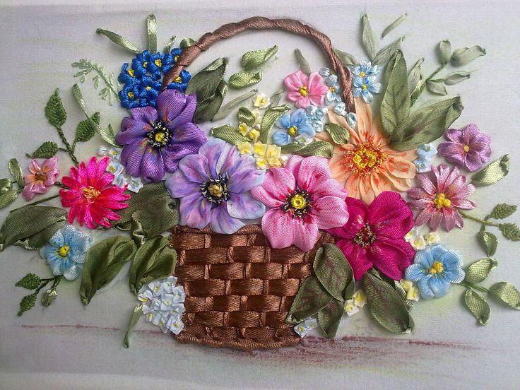 Рукоделие цветы открытки