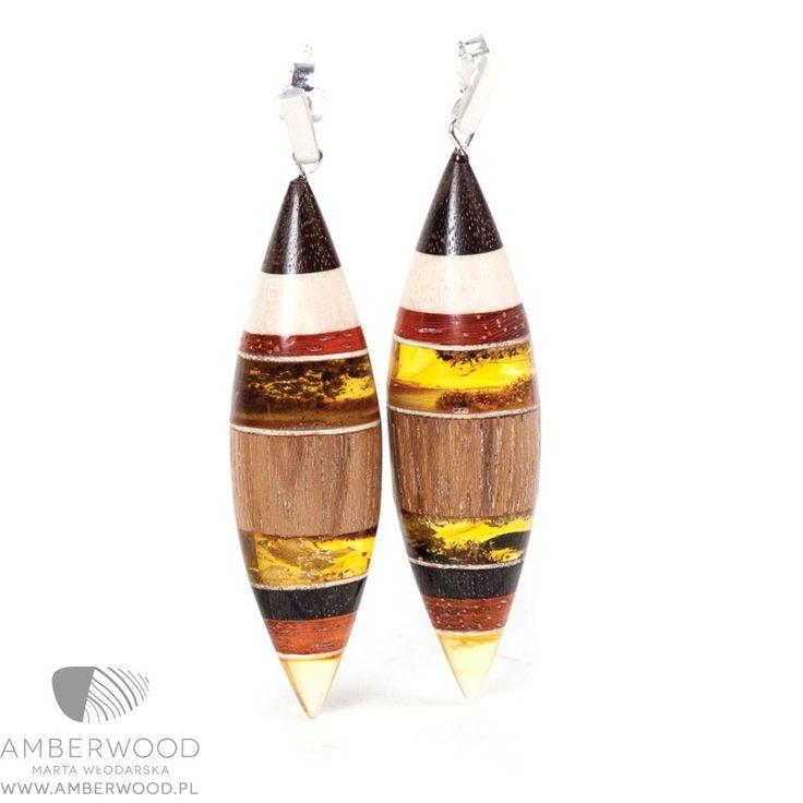 Earrings Amberwood ES1101