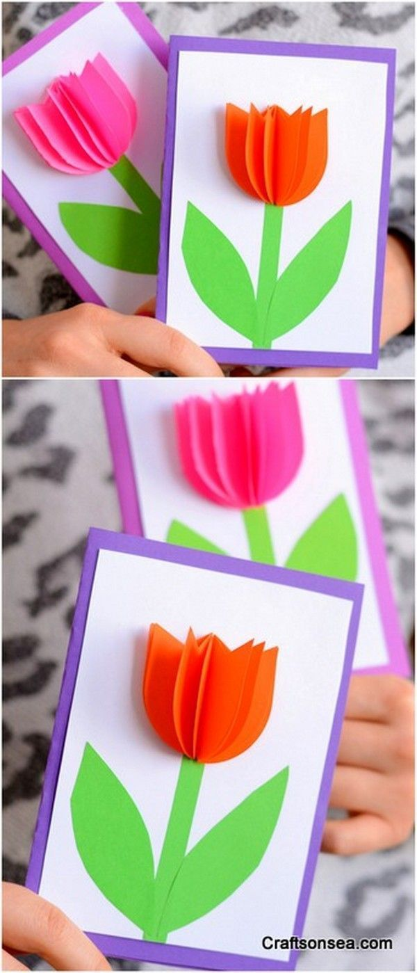 diy easy and special pop up card crafts ideas with video