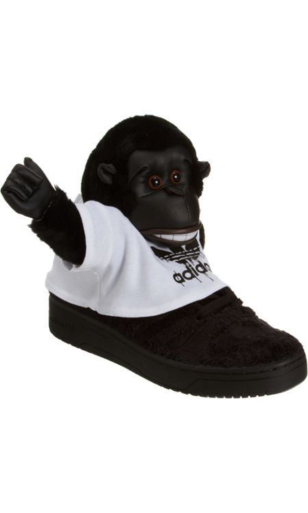 I WANT IT!!!!    adidas x Jeremy Scott JS Gorilla