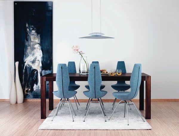 Varier Date Dining Chair  - Mid Century Modern Classic  #Varier #Scandinavian