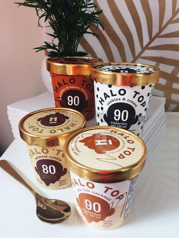 crème glacée Halo Top test de goût Eve Martel