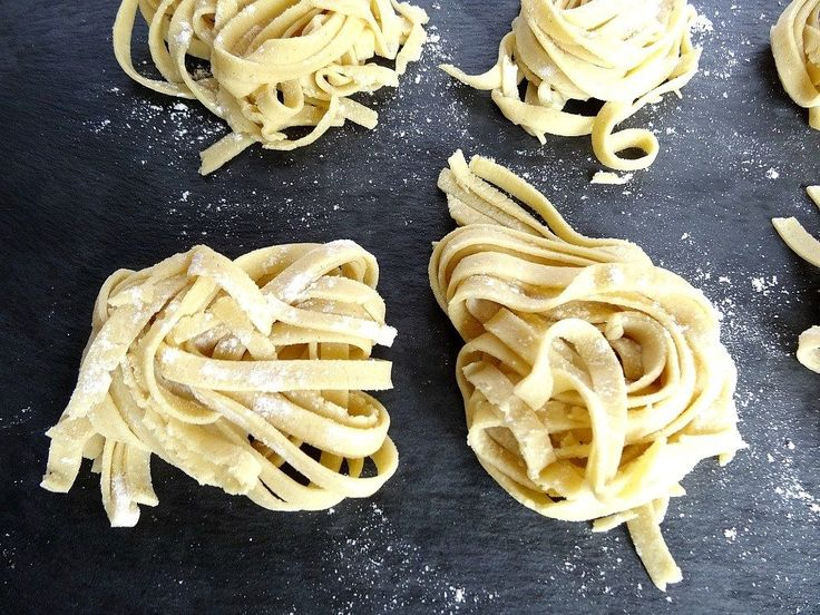 How to Make Gluten-Free Pasta With Only Two Ingredients