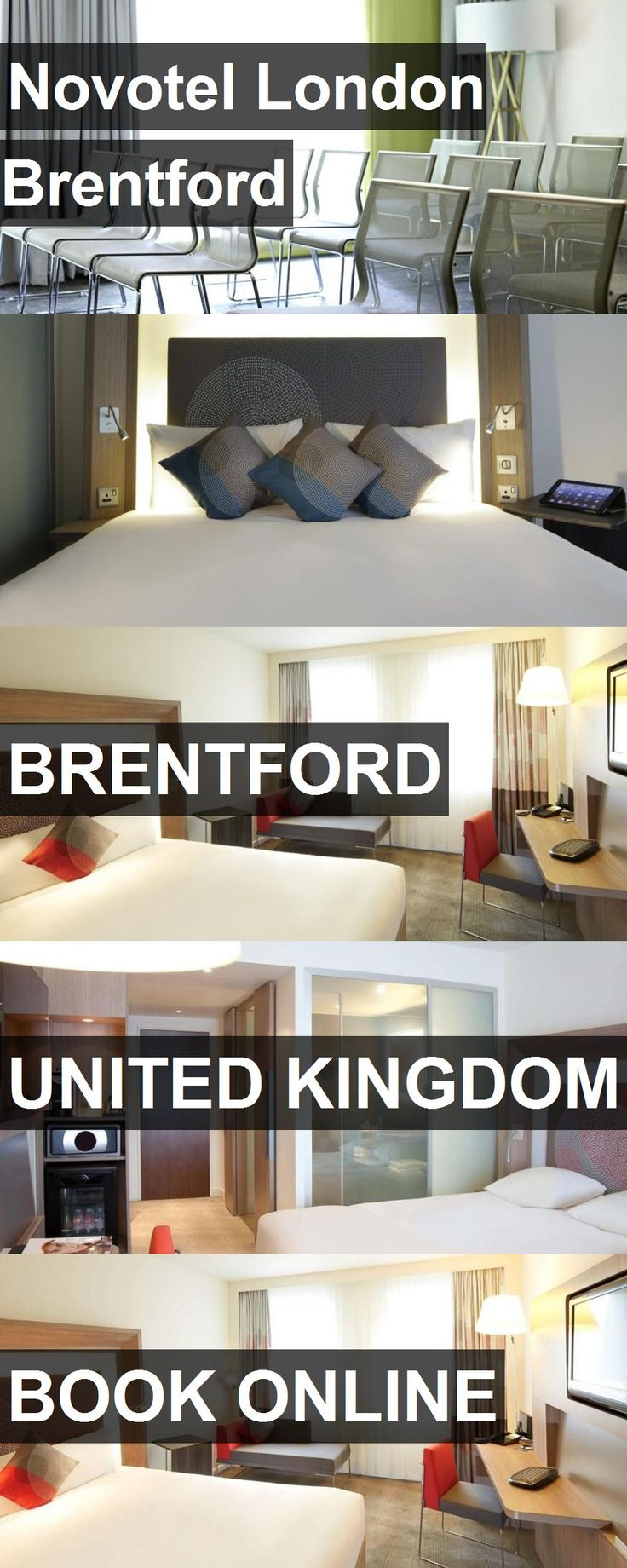 Hotel Novotel London Brentford in Brentford, United Kingdom. For more information, photos, reviews and best prices please follow the link. #UnitedKingdom #Brentford #travel #vacation #hotel