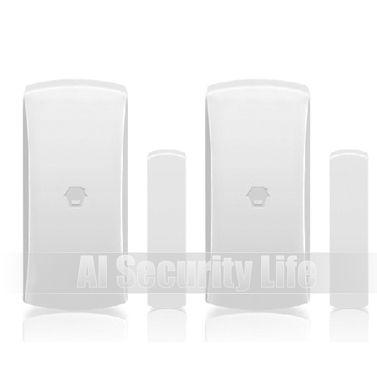 19.88$  Buy now - http://alic18.shopchina.info/go.php?t=32623847477 - Xinsilu 2pcs Chuango DWC102 Wireless Home Security Two-way Door/Window Sensor For Home Security Alarm System 315MHz  #buyonline