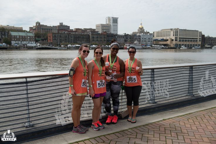 The Savannah Craft Brew Races combine two of our favorite past times - running and enjoying a craft beer!