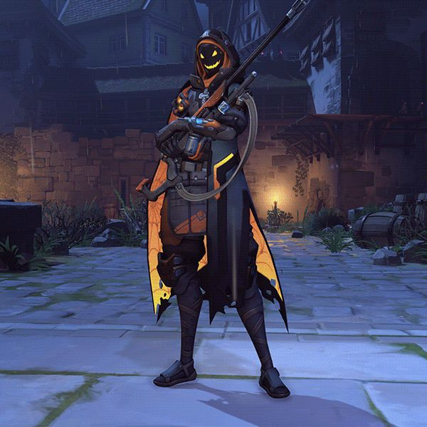 Overwatch unveils massive #Halloween update with new skins and co-op brawl