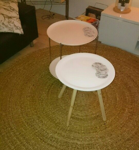 Perfect round carpet #bloomingville