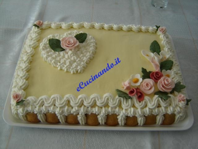 130 Best Images About Torte Anniversario On Pinterest