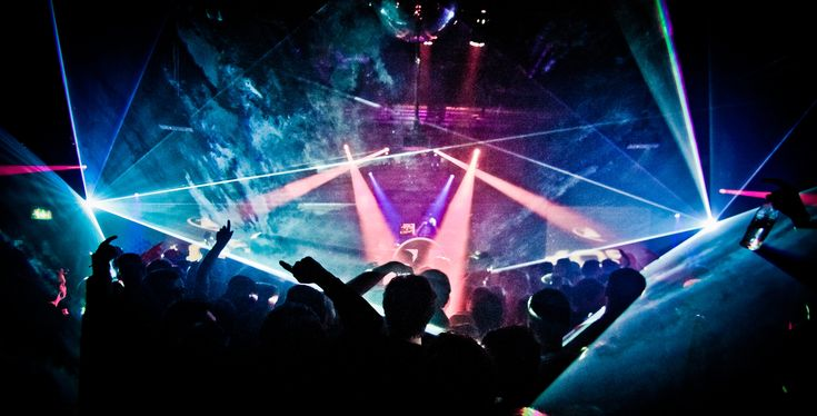 Fabric, an oldie, but a goodie... says londoners, its a club to party the night away