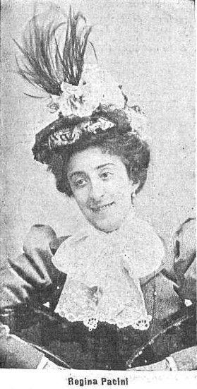 Foro de El Nacionalista - REGINA PACINI DE ALVEAR: La soprano portuguesa que fue primera dama de Argentina - Historia Argentina