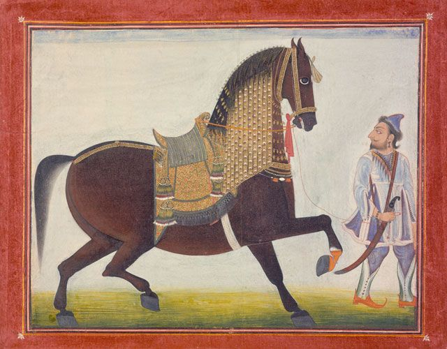 Horse Paintings: Equestrian Art of Yesterday and Today