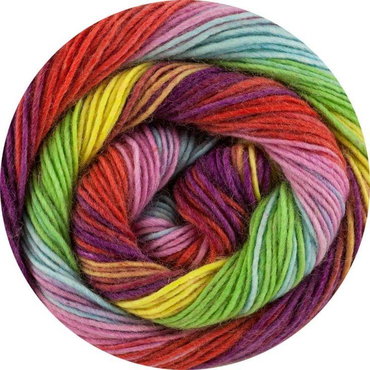 Lang Yarns Jawoll Magic Color 6-fach Farbe 53