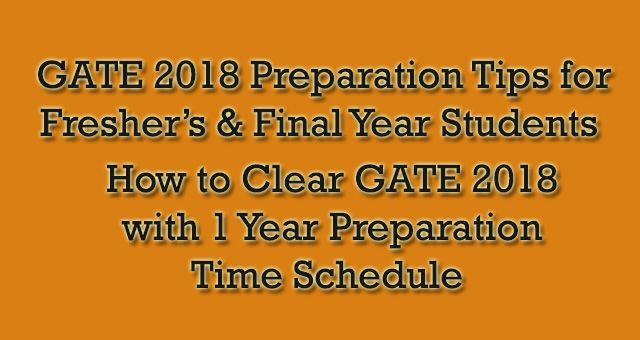 #GATE2018 Preparation Plan   #IES2017 Preparation Tips  http://gate2018.com/gate-2018-preparation-plan-ies-2017-tips/